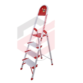 نردبان 4 پله آلومینیومی کاسپین
