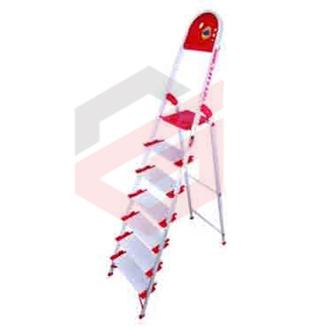 نردبان 7 پله آلومینیومی کاسپین