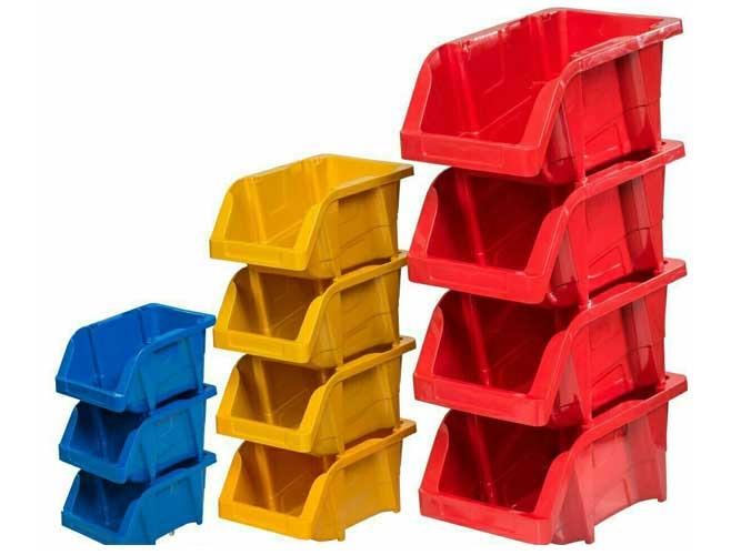 پالت پلاستیکی 15*80*100 میلیمتری