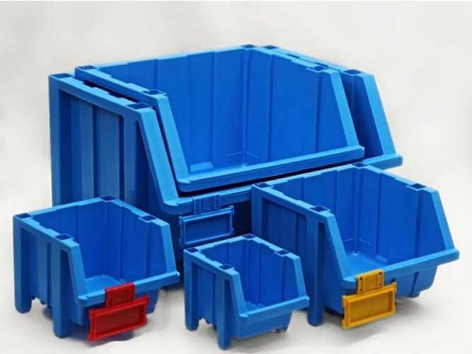 پالت پلاستیکی 15*80*100 سانتیمتر
