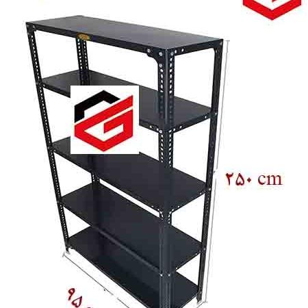 ست قفسه پیچ و مهره ای طول 95عمق30 سانتیمتر