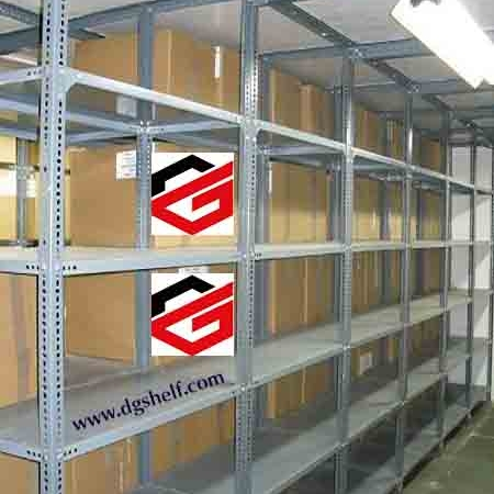 ست قفسه پیچ و مهره ای انباری به طول 95 عمق 40 سانتیمتر